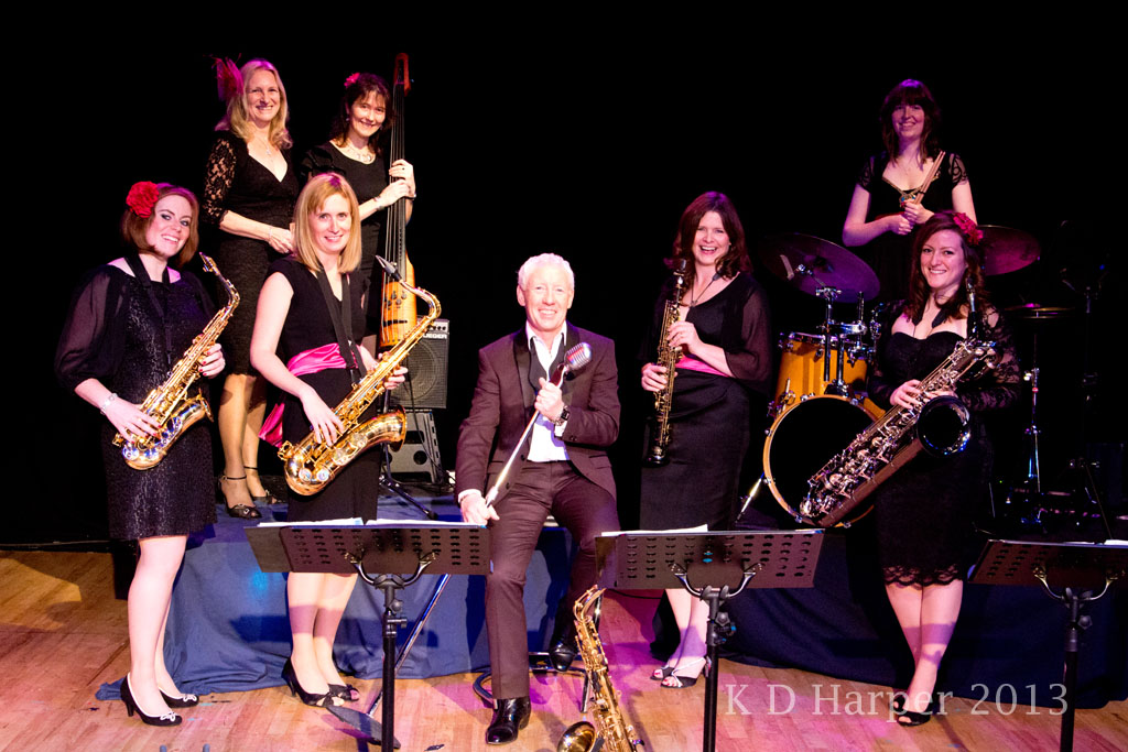 Gary Grace and the Giocoso Saxophone Quartet
